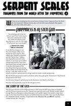 Serpent Scales #2: (Happiness is a) Sten Gun (Savage Worlds Edition)