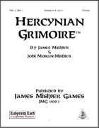 Hercynian Grimoire #1