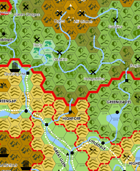Lands of Ub: Frelengian Heartlands: Badgershire Map
