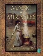Magic & Miracles Sampler