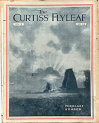 Torn From the Pages of Curtiss Wright Flyleaf & History