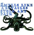 Tentacles Stock Images