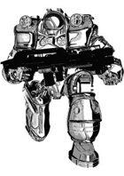 Clip Arts: Robots