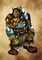 Fantasy Stock Art 6: Troll Male