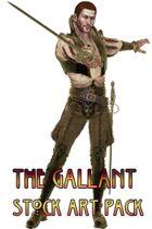 Gallant Stock Art Pack