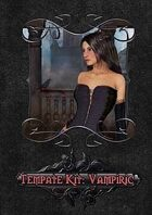Mix and Match Template Kit: Vampiric
