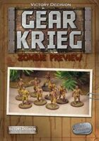 Victory Decision: Gear Krieg Zombie Preview