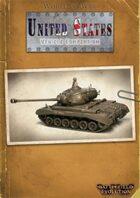 World at War: United States Vehicle Compendium