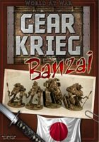 World at War: Gear Krieg Banzai!