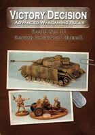 Victory Decision: WW II - German Technical Manual