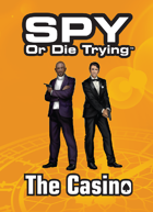 Spy or Die Trying: Casino Mini Expansion