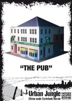 The Pub - Cardstock building