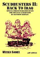 Scudbusters II: Back to Iraq