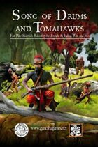 Song of Drums and Tomahawks