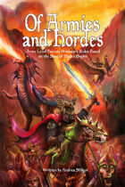 Of Armies and Hordes