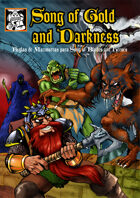 Song of Gold and Darkness en Castellano-SPANISH LANGUAGE VERSION