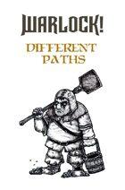 Warlock! Different Paths