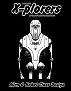 Alien & Robot Class Design