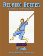 Delving Deeper - Monk (Labyrinth Lord)
