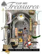 """Create your own Image"" Treasures Clipart Vol1"
