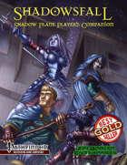 Shadowsfall: Shadow Plane Player's Companion (PFRPG)