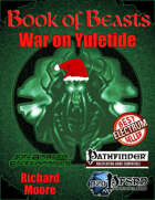 Book of Beasts: War on Yuletide (PFRPG)