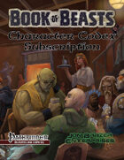Book of Beasts: Character Codex Subscription (PF 1e)