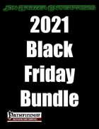 JBE's PF1e 2020 Black Friday Bundle [BUNDLE]