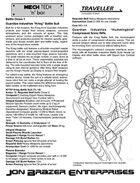 Mech Tech 'n' bot - Battle Dress 1