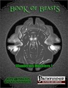 Book of Beasts: Wandering Monsters 1 (PFRPG)
