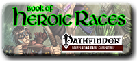 Book of Heroic Races (PFRPG)