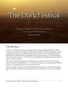 The Dark Festival