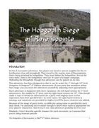 The Hobgoblins of Ravenspointe