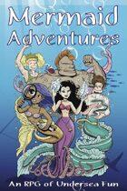 Mermaid Adventures RPG