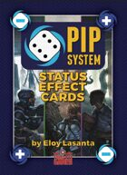 Pip System Status Effect Cards