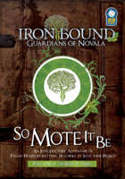 So Mote It Be (An Adventure for Ironbound: Guardians of Novala)