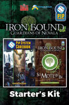 Ironbound Starter's Kit [BUNDLE]