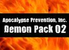 API Demon Pack 02 1st Edition