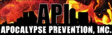 Apocalypse Prevention, Inc. 2e