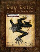 Fey Folio: Clans of the Fey