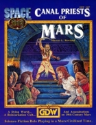 Space 1889 - Canal Priests of Mars