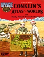 Space 1889 - Conklin's Atlas of the Worlds
