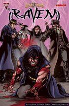 DEADLANDS: Raven #4