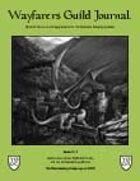 Wayfarers Guild Journal (2008 version) #1