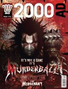 2000 AD: Prog 1714