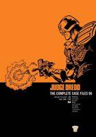 Judge Dredd: The Complete Case Files #6