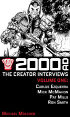 2000 AD: The Creator Interviews #1