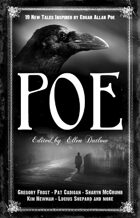 Poe: New Tales Inspired by Edgar Allan Poe