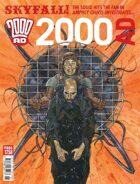 2000 AD: Prog 1758