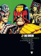 Judge Dredd: The Complete Case Files #23
